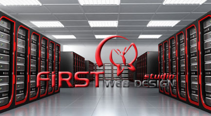 first web datacenter